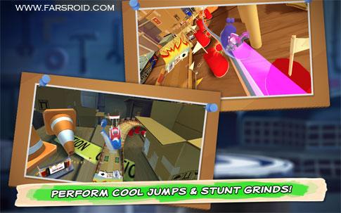 Turbo FAST Android - بازی جدید اندروید