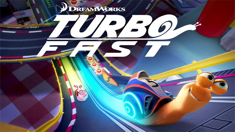 دانلود Turbo FAST - بازی مسابقه حلزون ها اندروید + دیتا