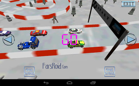 Turbo Skiddy Racing Screenshot