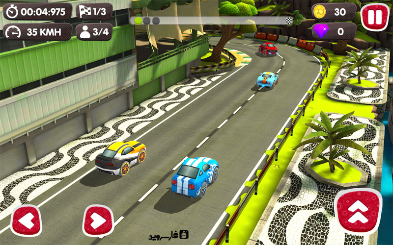 Download Turbo Wheels Android Apk + Mod + Obb SD - Google Play