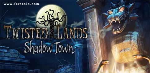 دانلود Twisted Lands:Shadow Town Free - بازی معمایی اچ دی اندروید + دیتا