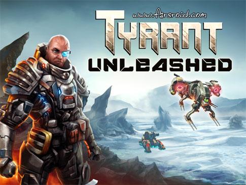 دانلود Tyrant Unleashed - بازی استراتژیک ستمگر رها شده اندروید