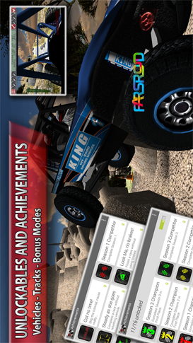 ULTRA4 Offroad Racing  بازی اندروید