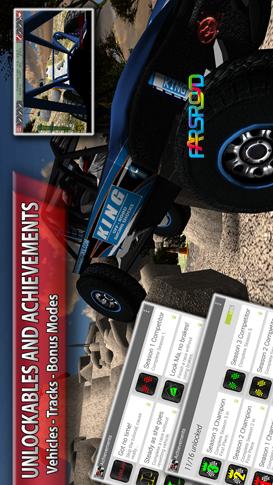 دانلود ULTRA4 Offroad Racing 1.03 – بازی مسابقات جاده خاکی اندروید