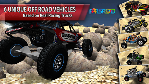 Download ULTRA4 Offroad Racing Android Game APK - New