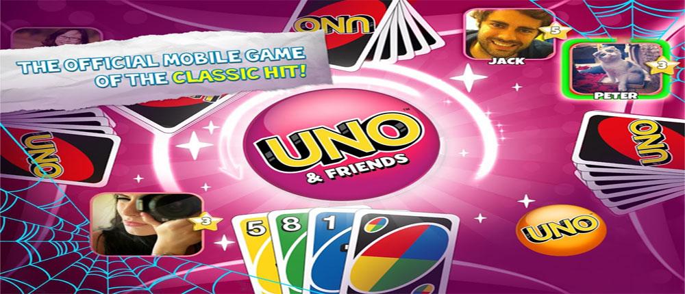 دانلود UNO™ & Friends - بازی یونو و دوستان اندروید - Gameloft