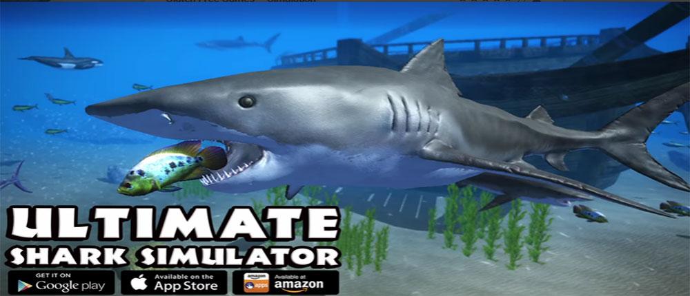 دانلود Ultimate Shark Simulator - بازی شبیه ساز کوسه اندروید + مود