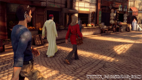 Unearthed:Trail of Ibn Battuta Android - بازی جدید اندروید + دیتا