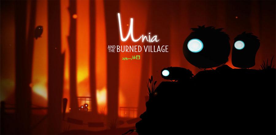 دانلود Unia And The Burned Village - بازی ماجرایی یونیا و روستای سوخته اندروید