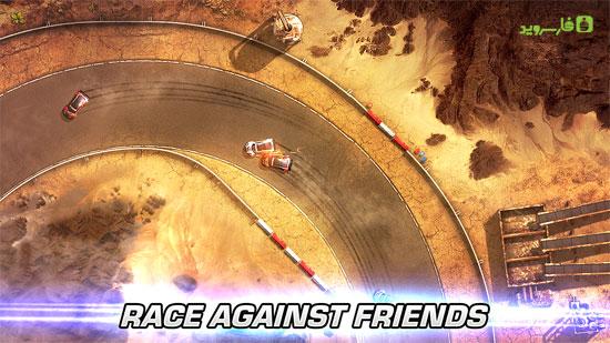 دانلود VS. Racing 2 - بازی ماشین سواری عالی اندروید!