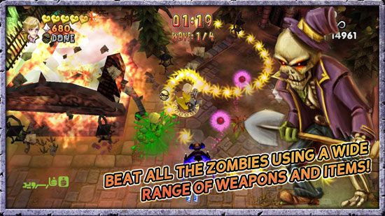 Download Vampire Crystals ZombieRevenge Android Apk + SD Obb + Mod - Google Play