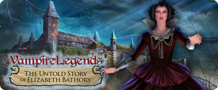 دانلود Vampire Legends - بازی ماجرایی افسانه خون آشام اندروید + دیتا
