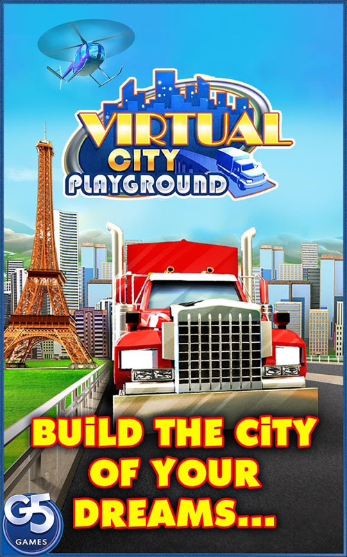 Download Virtual City Playground Android بازی اندروید