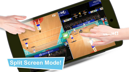 Download Volleyball Champions 3D 2014 Android Apk + Mod - Google Play