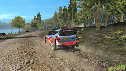 WRC The Official Game Android - بازی جدید اندروید