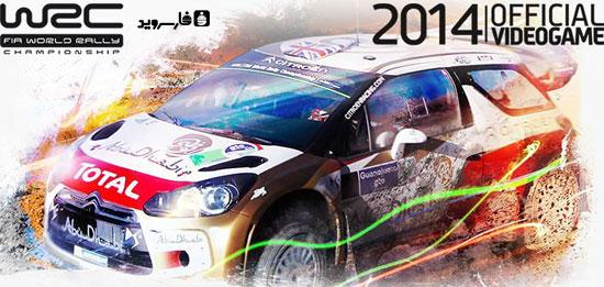 دانلود WRC The Official Game - بازی رالی قهرمانی جهان اندروید + دیتا