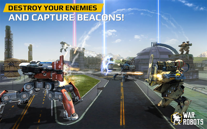 Walking War Robots Android
