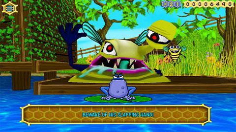 Walt The Frog?! - بازی قورباغه ای اندروید