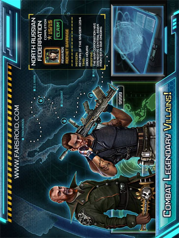 War Inc - Modern World Combat! Android - بازی اندروید