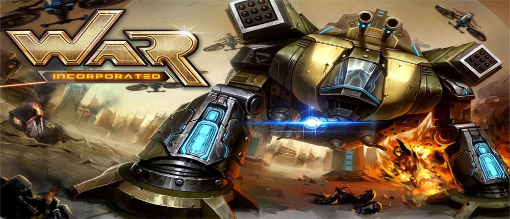 دانلود War Inc - Modern World Combat! - بازی جنگ های مدرن اندروید + دیتا