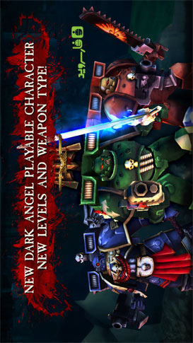 Warhammer 40,000: Carnage Android - بازی اندروید