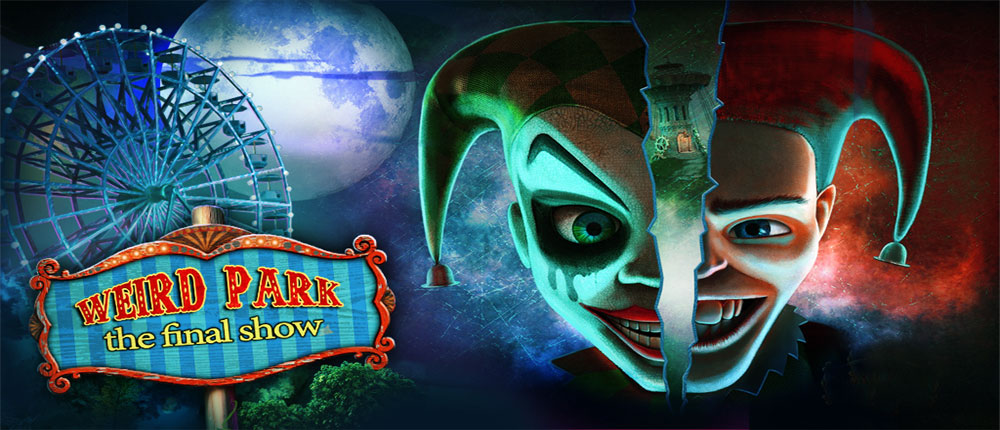 دانلود Weird Park 3: Final Show Full - بازی ماجراجویی خارق العاده اندروید + دیتا