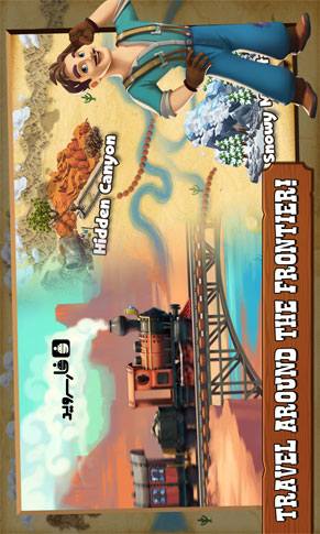 Westbound: Pioneer Adventure Android - بازی اندروید
