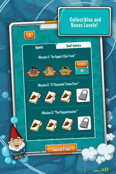 Where's My Perry? Game Android