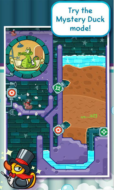 Download Where's My Water? Android Apk Original + Mod + Obb SD - Google Play