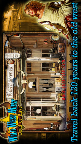Wild West Quest: Dead or Alive بازی اندروید