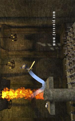 Wind-up Knight 2 - بازی شمشیری اندروید