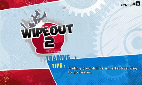 دانلود Wipeout 2 - بازی سرگرم کننده اندروید!