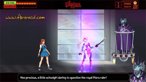 Wonder Momo: Typhoon Booster Android - بازی جدید اندروید