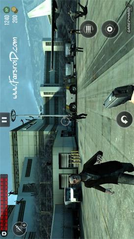 World War Z Android بازی اندروید