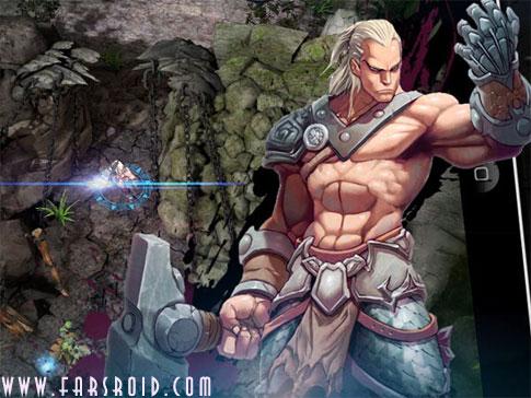 دانلود Wraithborne - بازی خارق العاده اکشن اچ دی اندروید + دیتا