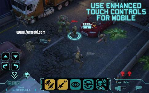 XCOM®: Enemy Unknown Android - بازی استراتژی اندروید