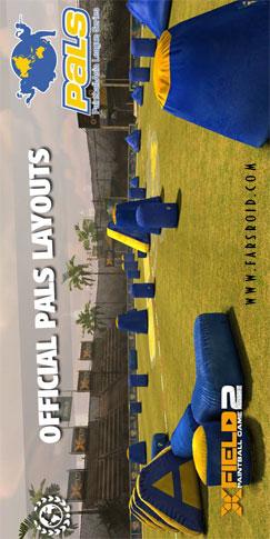 دانلود XField Paintball 2 Multiplayer 1.14 – بازی پینت بال اندروید + دیتا + تریلر