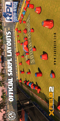 XField Paintball 2 Multiplayer Android - بازی اندروید