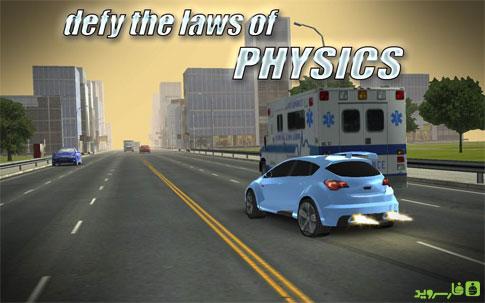 دانلود Traffic Nation: Street Drivers 2.01 – بازی ماشین سواری ترافیک اندروید + مود