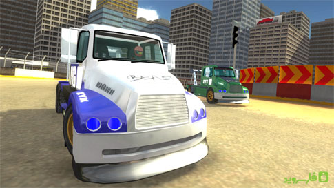 Xtreme Rally Championship - بازی اندروید