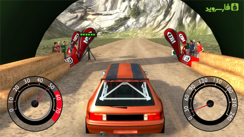 Xtreme Rally Championship Android - بازی ماشینی اندروید