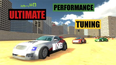 دانلود Xtreme Rally Championship - بازی مسابقات رالی اندروید!