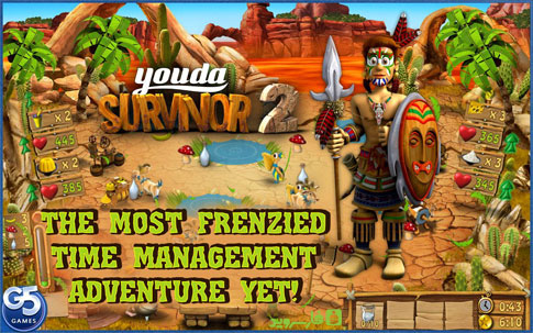 Youda Survivor 2 (Full) Android - بازی اندروید
