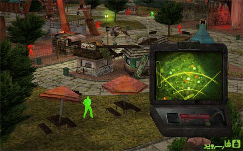 دانلود Z Hunter – War of The Dead 1.3.3 – بازی شکارچی زامبی اندروید + مود