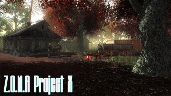 دانلود Z.O.N.A Project X - بازی اکشن پروژه X اندروید + مود + دیتا
