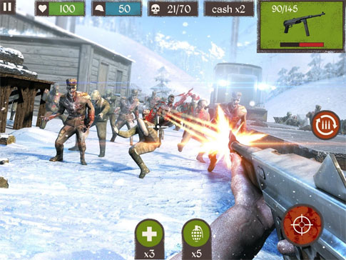 Zombie Call: Trigger Shooter Android