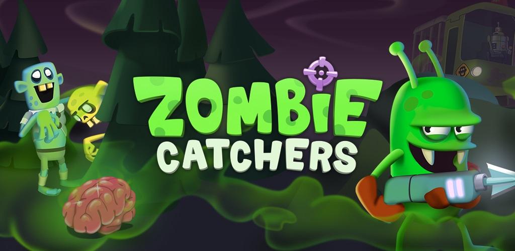 دانلود Zombie Catchers - بازی فوق العاده گرفتن زامبی ها اندروید + مود