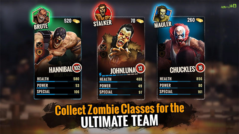 Download Zombie Deathmatch Android Android Apk Original + Mod + Obb SD - Google Play