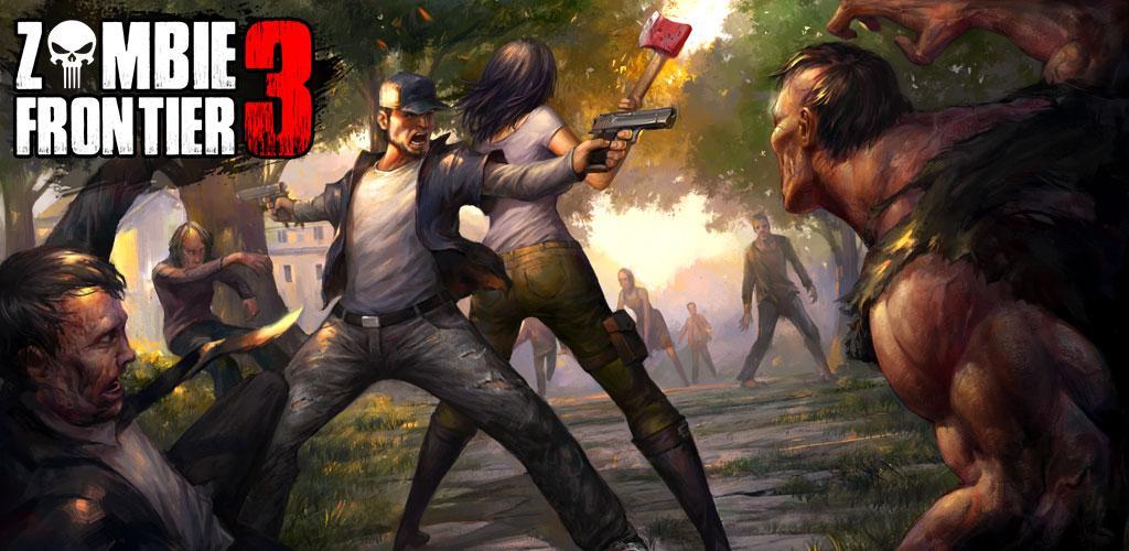 دانلود Zombie Frontier 3 - بازی اکشن منطقه زامبی ها 3 اندروید + مود