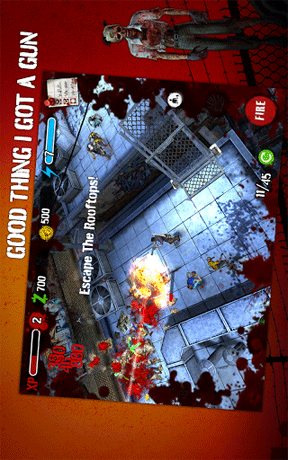 Zombie HQ Android Game